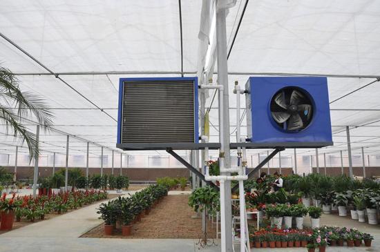 园艺大棚暖风机厂家