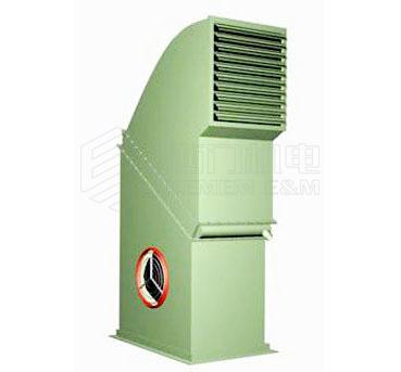 矿井加热暖风机方案