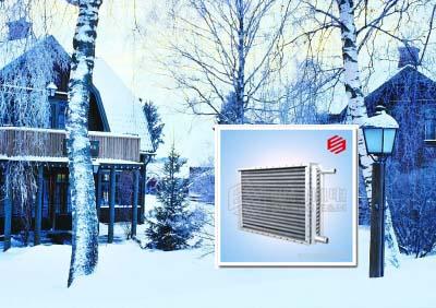 冬季蒸汽散热器防冻坏措施